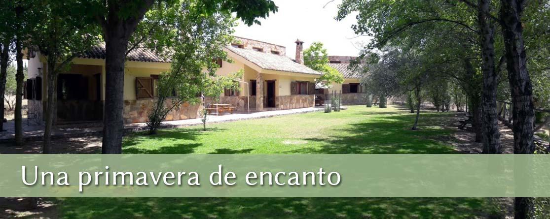 casa rural sevilla